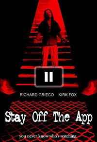 Stay Off the App main cover
