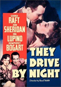 They Drive by Night main cover