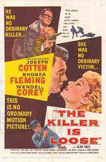 the_killer_is_loose movie cover