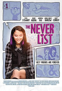 The Never List main cover