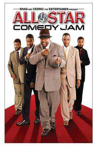 All Star Comedy Jam main cover