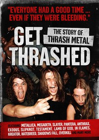 Get Thrashed main cover