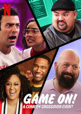 game_on_a_comedy_crossover_event movie cover