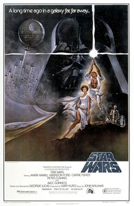 Star Wars: Episode IV - A New Hope main cover