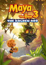 Maya the Bee 3: The Golden Orb movie cover