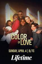 The Color of Love movie cover
