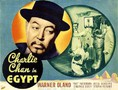 Charlie Chan in Egypt movie photo