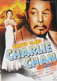 Charlie Chan in Egypt main cover