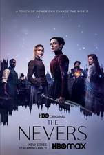 the_nevers movie cover