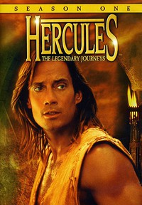 Hercules: The Legendary Journeys movie cover