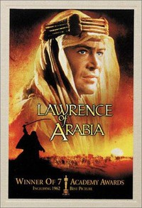 Lawrence of Arabia main cover