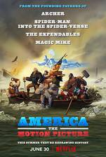 America: The Motion Picture movie cover