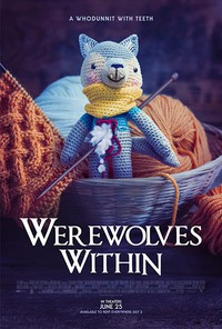 Werewolves Within main cover