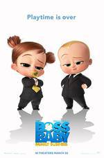 The Boss Baby: Family Business (The Bossier Baby) movie cover