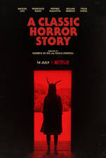 A Classic Horror Story movie cover
