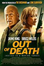 Out of Death movie cover