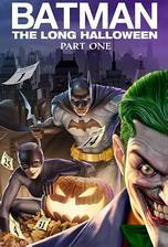 Batman: The Long Halloween, Part One movie cover