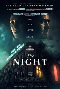 The Night main cover