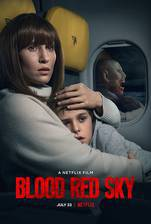 Blood Red Sky movie cover