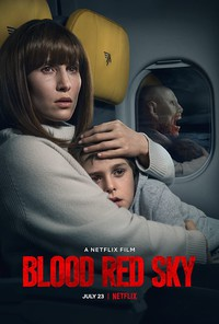 Blood Red Sky main cover
