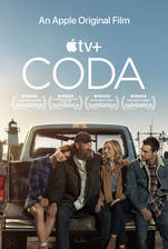 CODA (Child of Deaf Adults) movie cover