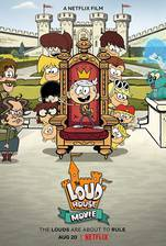 The Loud House Movie movie cover