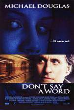 don_t_say_a_word movie cover