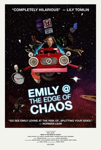 Emily @ the Edge of Chaos main cover