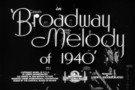 Broadway Melody of 1940 movie photo