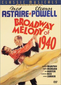 Broadway Melody of 1940 main cover