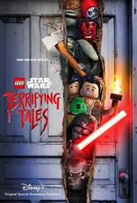 Lego Star Wars Terrifying Tales movie cover