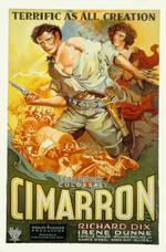 cimarron movie cover