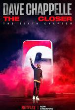 Dave Chappelle: The Closer movie cover