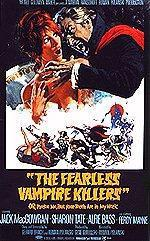 The Fearless Vampire Killers (Dance of the Vampires) main cover