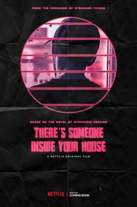 There's Someone Inside Your House main cover
