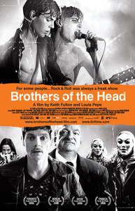 Brothers of the Head main cover