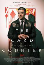 The Card Counter movie cover