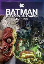 Batman: The Long Halloween, Part Two movie cover