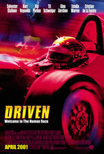 driven movie cover