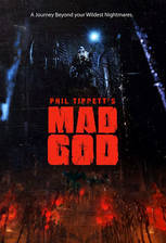 Mad God movie cover