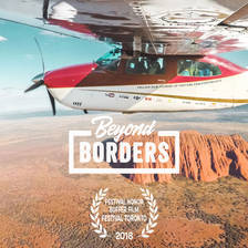 Beyond Borders movie cover
