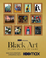 Black Art: In the Absence of Light movie cover