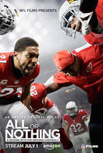 All or Nothing: A Season with the Arizona Cardinals movie cover