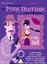 The Pink Panther Strikes Again main cover