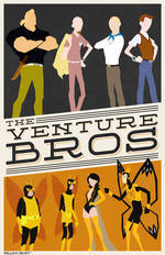 the_venture_bros movie cover
