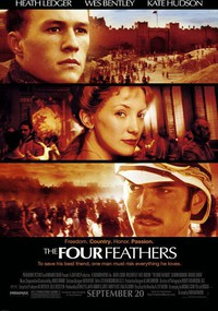 The Four Feathers main cover