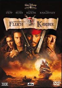 Pirates of the Caribbean: The Curse of the Black Pearl main cover