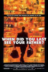 And When Did You Last See Your Father? main cover