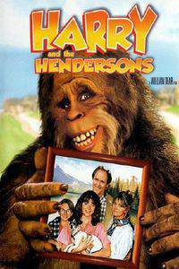 Harry and the Hendersons main cover