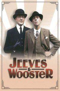 Jeeves and Wooster movie cover